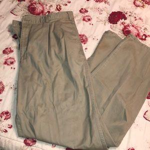 Men's Dockers Khaki Pants 38x34